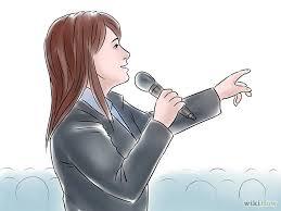 Successful speaker